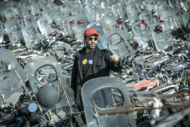 خبرهایی از اولین فیلم سینمایی محمد کارت
