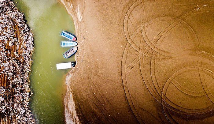 زیباترین و جذاب ترین عکس های هوایی