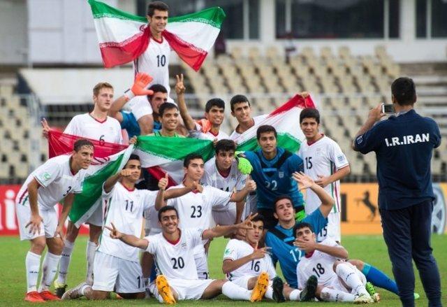 تبریک شیخ سلمان به ایران برای صعود به جام جهانی نوجوانان