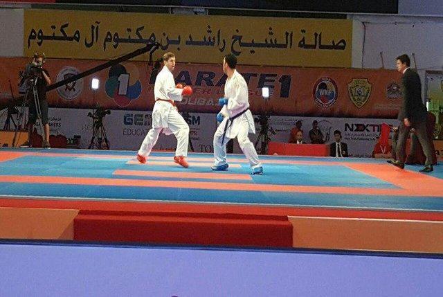 ایران بر سکوی نخست سومین مرحله لیگ جهانی کاراته قرار گرفت