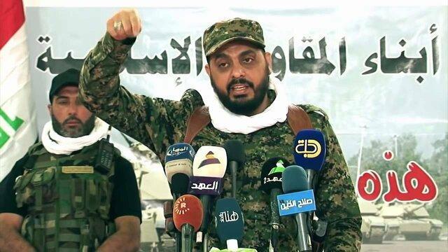 واشنگتن 4 شخصیت عراق از جمله الخزعلی را تحریم کرد، عصائب اهل الحق پاسخ داد