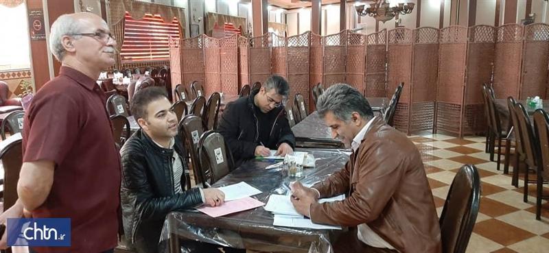 آغازگشت ها و نظارت های مشترک ستاد اجرایی خدمات سفر استان مرکزی