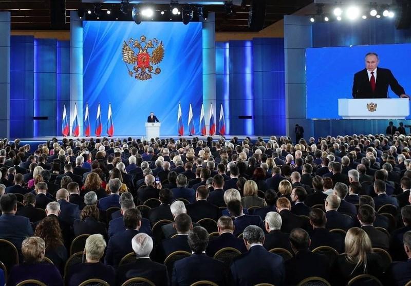 پوتین: روسیه هرگز خواست خود را بر سایر کشورها تحمیل نمی کند