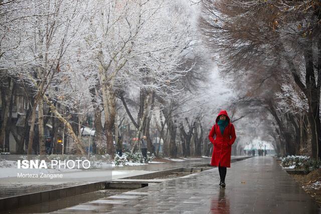 تداوم بارش باران و برف تا روزهای پایانی هفته جاری