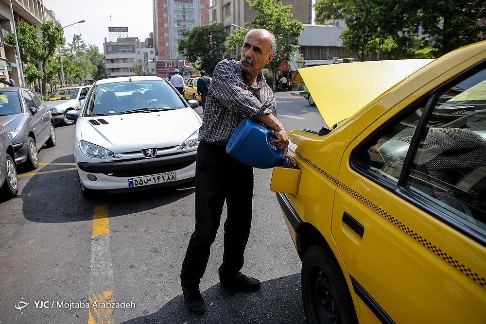 اختصاص بودجه 6 میلیاردی برای گازسوز شدن خودرو ها