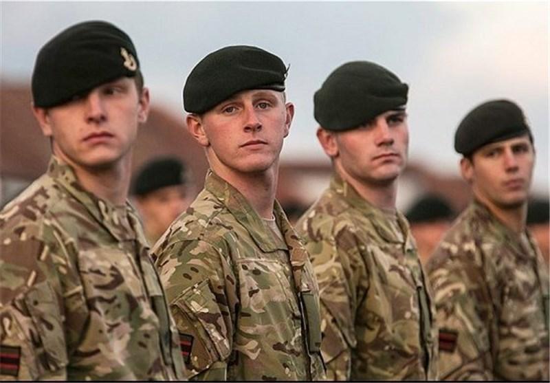 کاهش شدید سربازان انگلیسی به دلیل مسائل اقتصادی