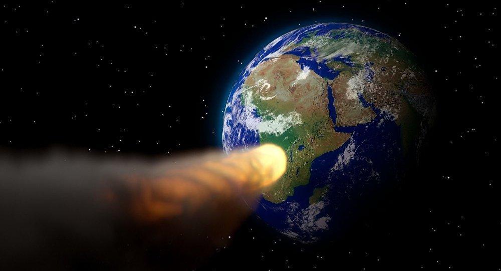 نزدیک شدن یک سیارک خطرناک به زمین