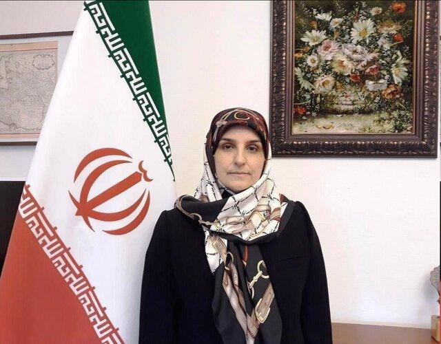 تقدیم استوارنامه سفیر ایران در دانمارک