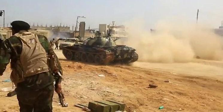 اعلام آمادگی مشروط حفتر برای آتش بس در لیبی