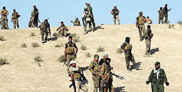 تکذیب خبر عقب نشینی الحشد الشعبی از شرق الرمادی عراق