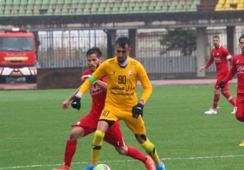 لغو دیدارهای تیم های گیلانی در هفته بیست وهفتم لیگ دسته اول فوتبال