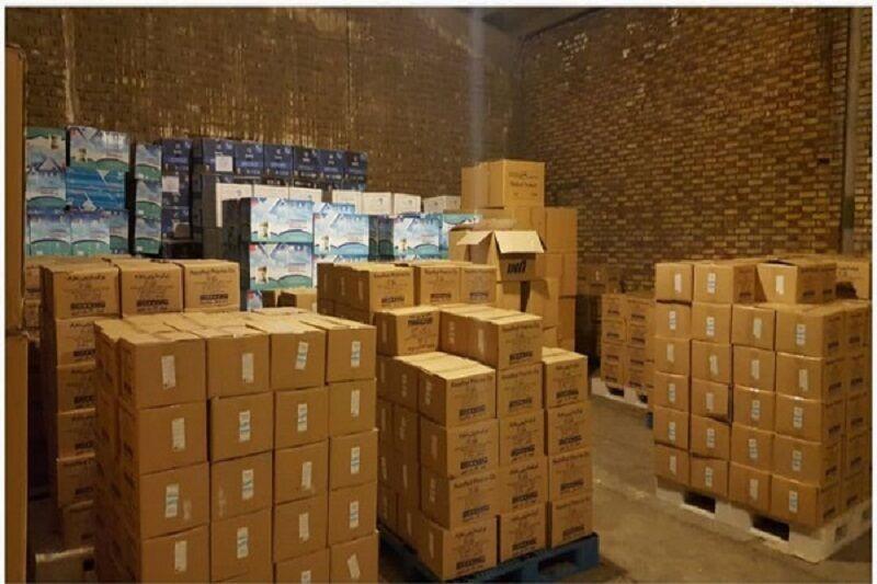 خبرنگاران 120 هزار جفت دستکش پزشکی احتکار شده در کهگیلویه کشف شد