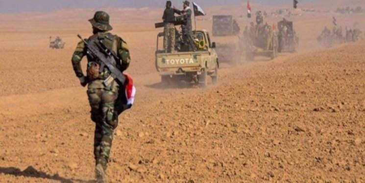 الحشد الشعبی حمله داعش در شرق دیالی را دفع کرد