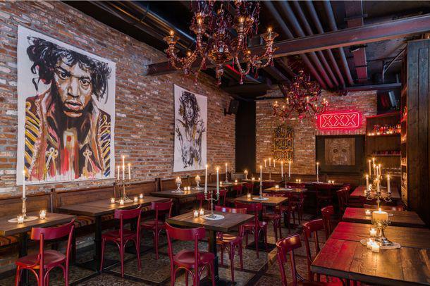 دکوراسیون رستوران خاص با ایده های بسیار جذاب و مدرن