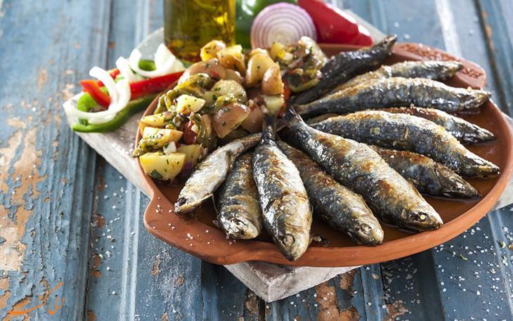 معرفی غذاهای محلی لیسبون، پایتخت رنگارنگِ پرتغال