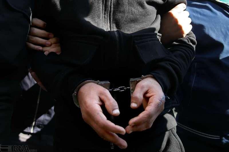 خبرنگاران برپایی مجلس ترحیم در ماهشهر با هشت بازداشتی