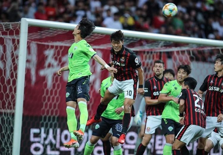 ممنوعیت صحبت بازیکنان در ملاقات های لیگ کره جنوبی!