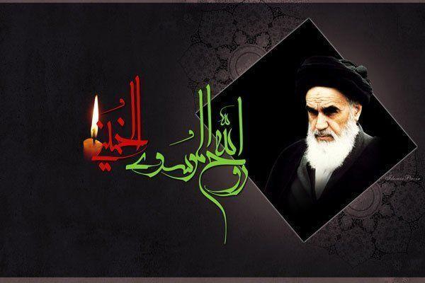 برج های تاریخی تهران در شب رحلت بنیانگذار انقلاب اسلامی خاموش می شوند