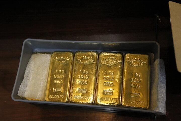 هدف گذاری فراوری 10 تن طلا در افق 1400
