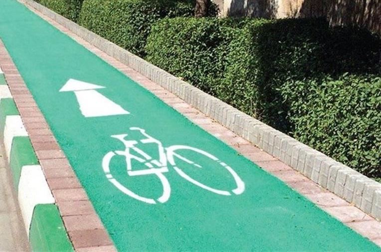 جهت 48کیلومتری دوچرخه با اتصال چند بزرگراه و بوستان تهران