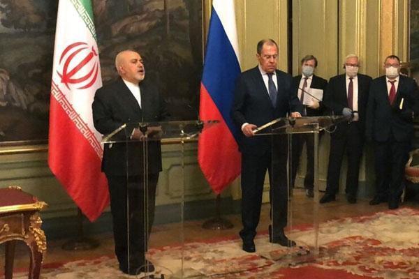 اعلامیه مشترک ایران و روسیه در زمینه حقوق بین الملل