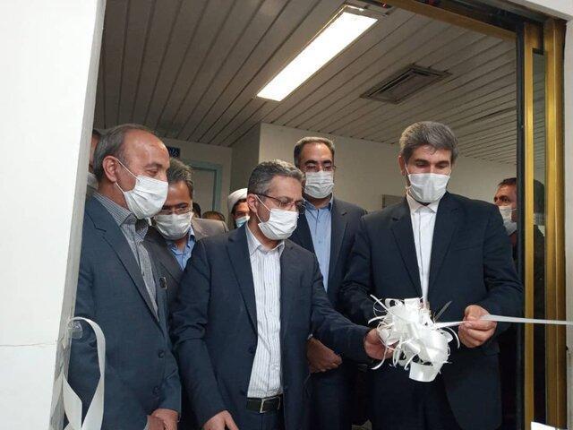 2 پروژه بهداشتی و درمانی در شهرستان اهر به بهره برداری رسید