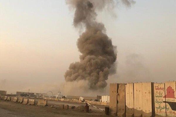 شنیده شدن صدای 3 انفجار در جنوب بغداد