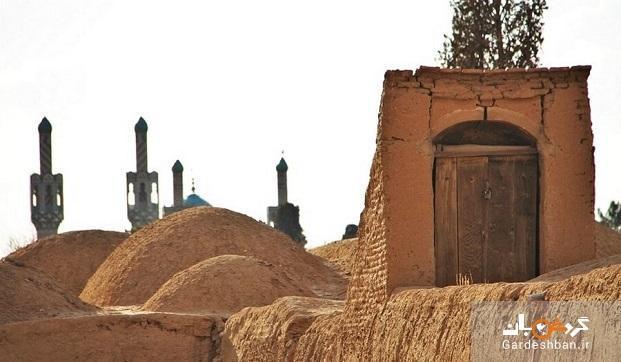 عمارت شترگلو ماهان،دیدنی ترین جاذبه قاجار در کرمان، عکس