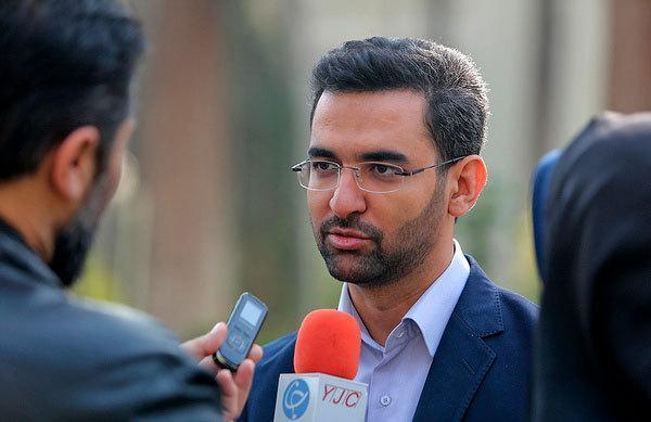 انتقاد آذری جهرمی از افزایش تعرفه بسته های اینترنتی توسط اپراتور ها