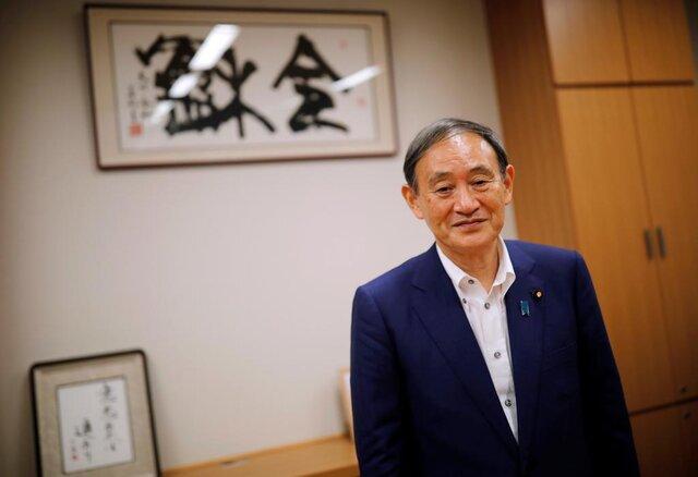 حمایت بزرگترین گروه حزب حاکم ژاپن از نخست وزیری سوگا