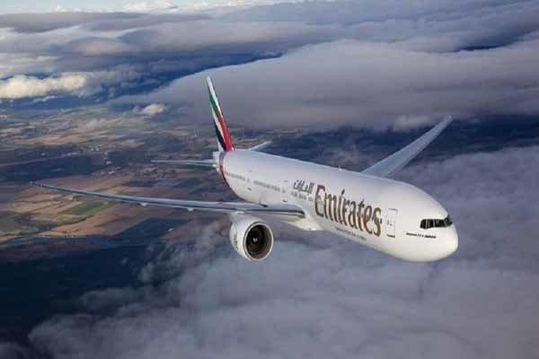 آمریکا هواپیمایی امارات رابخاطر عبور ازحریم هوایی ایران جریمه کرد