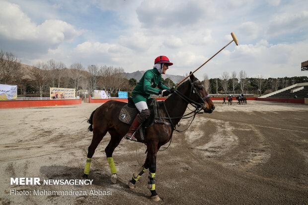 مسابقات چوگان قهرمانی کشور بانوان به تعویق افتاد