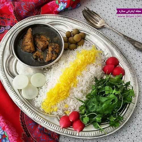 طرز تهیه قلیه ماهی بوشهری