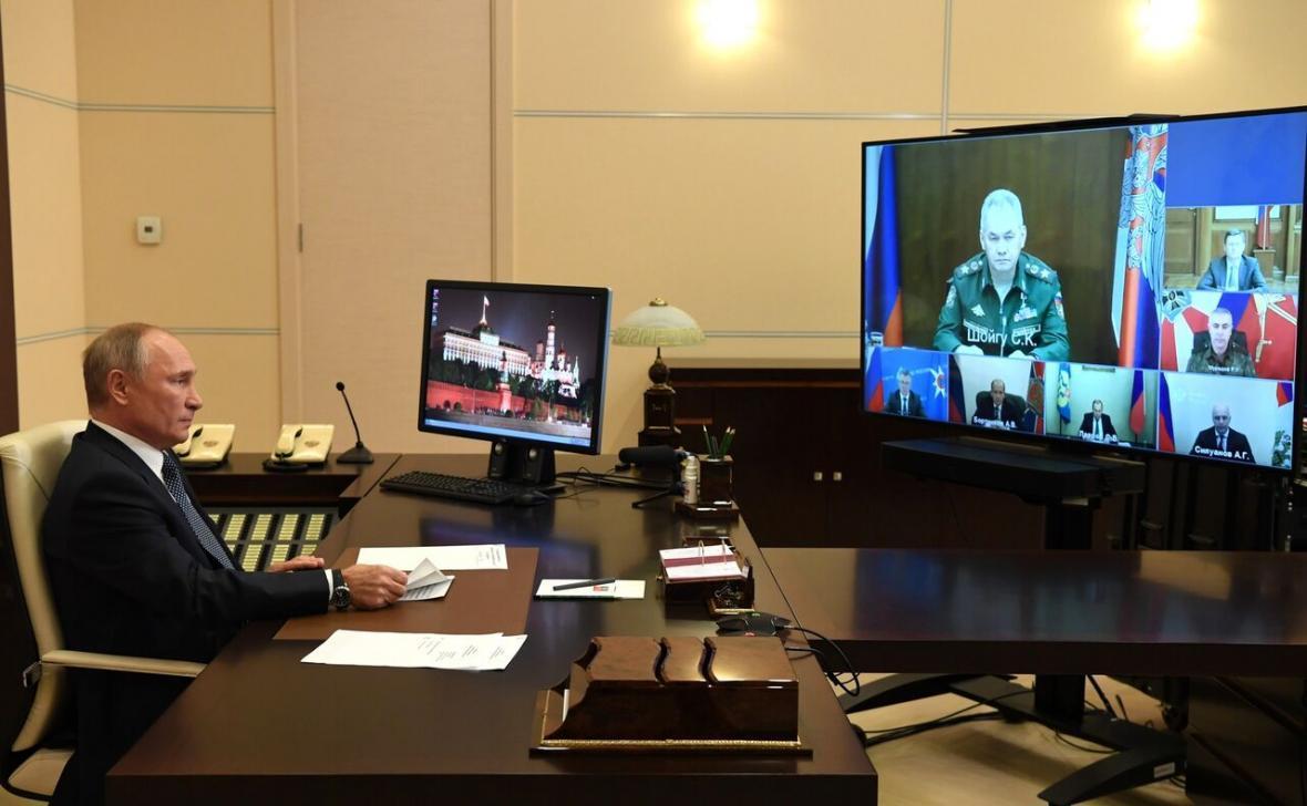 خبرنگاران پوتین: حل مناقشه قره باغ برای امنیت روسیه مهم است