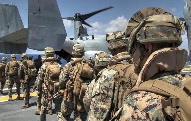خبرنگاران عراق: خروج نخستین گروه نظامیان آمریکایی آغاز شد