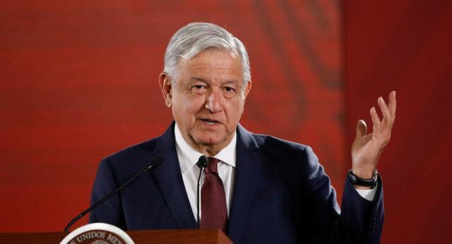 رئیس جمهوری مکزیک: هنوز زود است به بایدن تبریک بگوییم