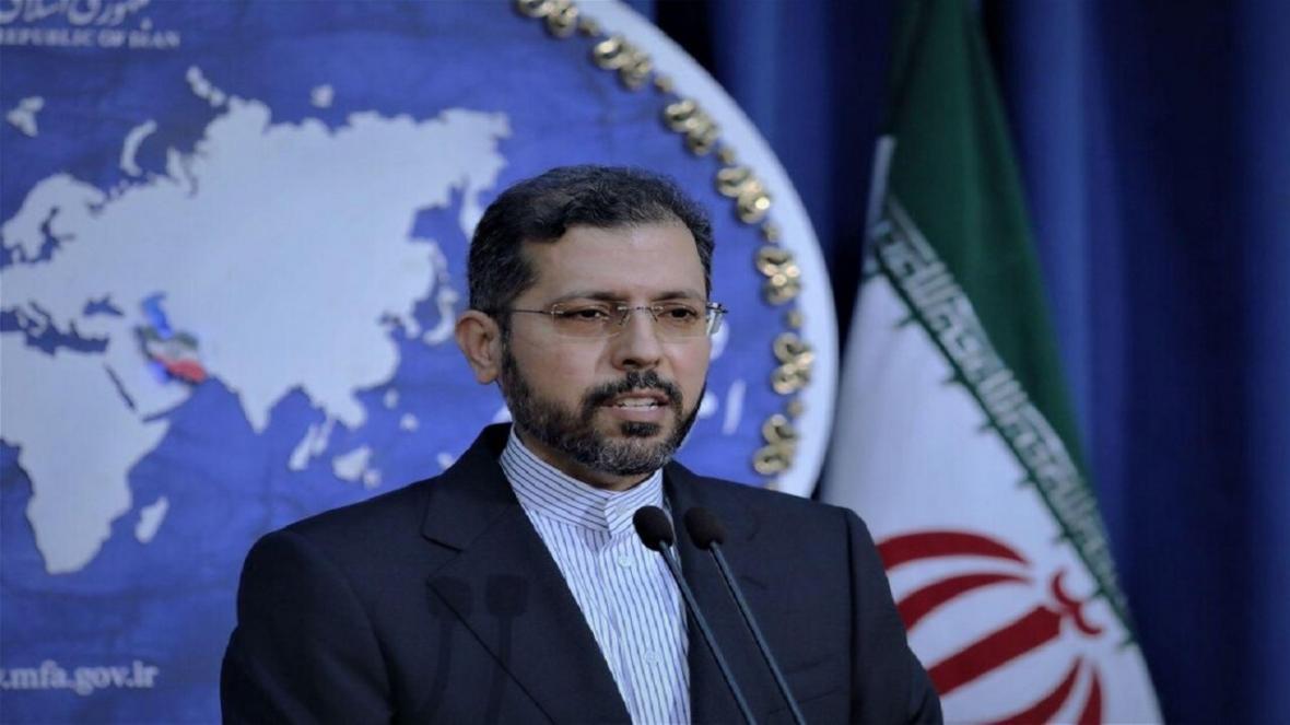 گزارش سخنگوی وزارت خارجه از سفر خود به افغانستان در توئیتر