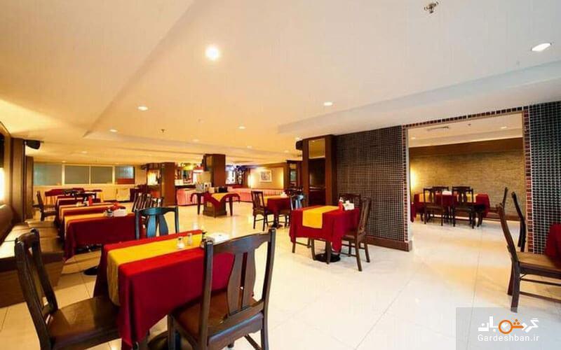 هتل کانونینت گرند؛اقامتگاهی پر امکانات در مرکز بانکوک