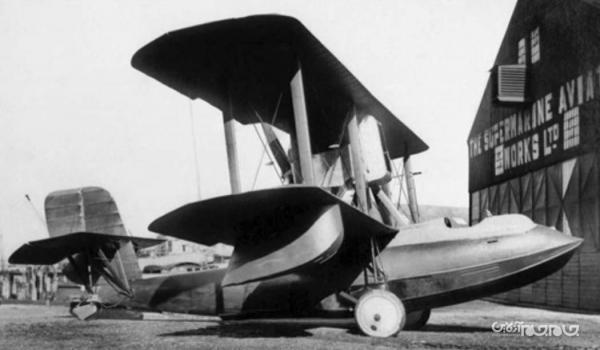 نیم نگاهی به هواپیماهای نظامی آب نشین؛ قسمت دوم