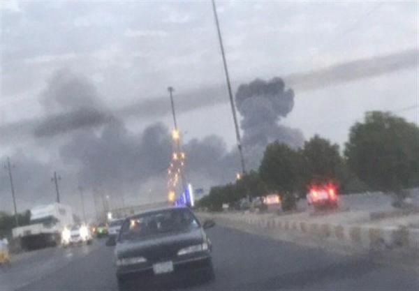 حمله به کاروان آمریکایی در استان صلاح الدین عراق
