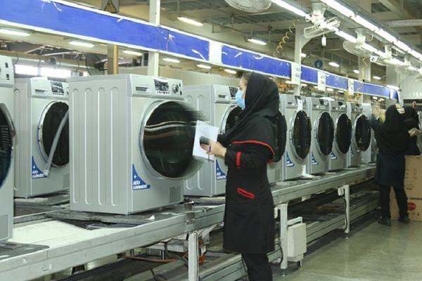 پرفروش ترین ماشین لباسشویی های موجود در بازار لوازم خانگی