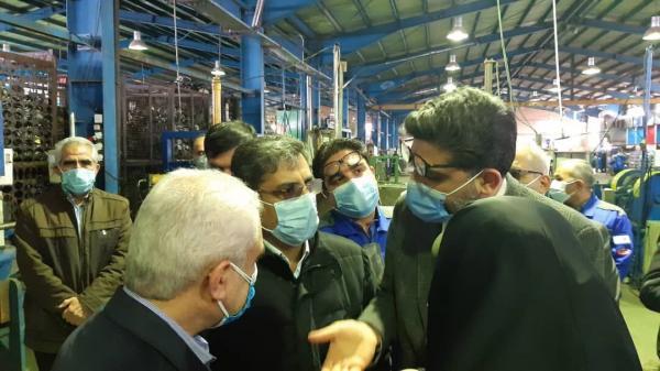 خبرنگاران فراوری محصولات ایران خودرو 35 درصد افزایش یافت