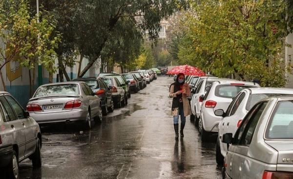 هواشناسی ایران 1400، 01، 2؛ سامانه بارشی فردا وارد کشور می گردد
