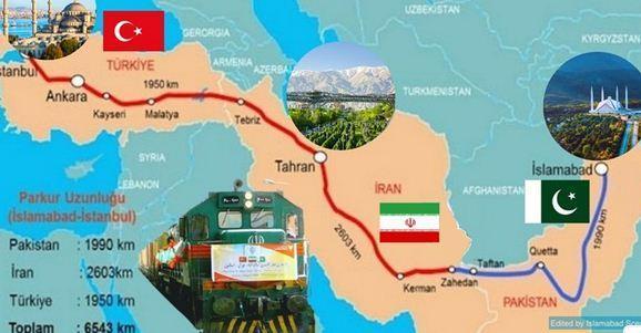 تصمیم پاکستان برای ازسرگیری حرکت قطارهای باری به ایران و ترکیه خبرنگاران
