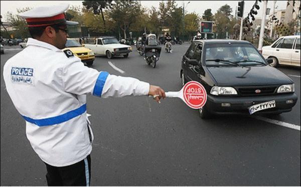 خبرخوش رئیس پلیس راهور به رانندگان دارای جریمه معوقه