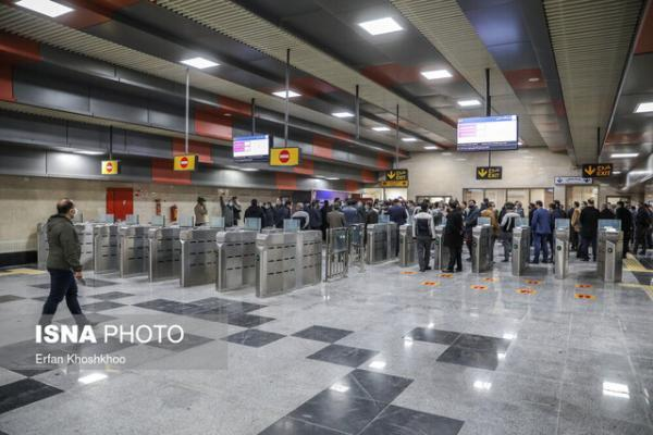 نخستین موزه فرش در متروی تهران به بهره برداری رسید
