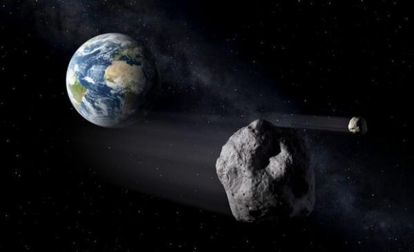نیمه اردیبهشت یک سیارک دیگر از کنار ما می گذرد