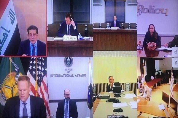 واکنش تحلیلگر عراقی به گفتگوی راهبردی میان بغداد و واشنگتن