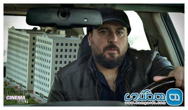 محسن کیایی در فیلم تازه رضا میرکریمی