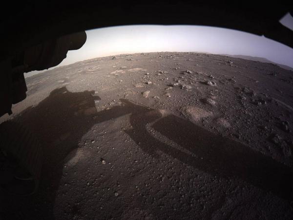 احتمال حیات در زیر پوسته سطحی مریخ
